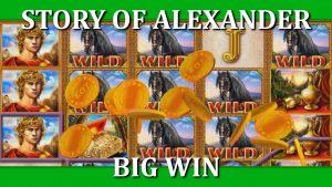 BIG WIN – THE STORY OF ALEXANDER – EGT (meep_bleep)