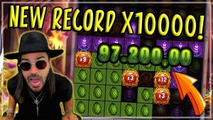 ROSHTEIN NEW RECORD BIG WIN X10000 in Dragonfall Slot  Top 5 Wins of the Week