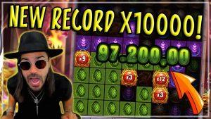 ROSHTEIN NEW RECORD BIG WIN X10000 в Dragonfall Slot Top 5 Wins of the Week
