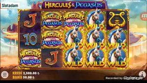 Hercules & Pegasus Big Big Win ! Atlara Fısıldayan Adam 2x Dedik 4x Katladık