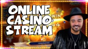ROSHTEIN online casino stream | BIG WIN AND SLOT MACHINE