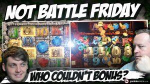 Online Slots – Slots Battle Friday !! Bonanza, Primal Megaways, Contact, And More !!