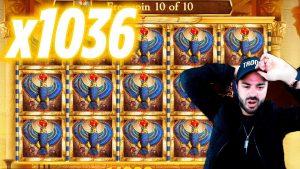 ROSHTEIN win 103.000€ – Top 5 Biggest Wins of week in online Casino