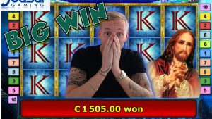 BIG WIN!!!!! LORD OF THE OCEAN HUGE WIN from LIVE STREAM