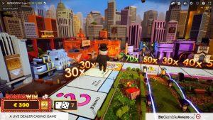 MONOPOLY Live Big Win 2000x daugiklis | Žaidimų evoliucija