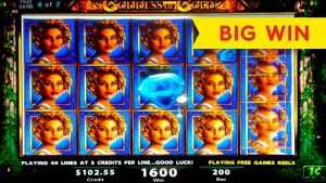 HJERTESTOP! Goddess of Gold Slot - STOR VINDE BONUS!