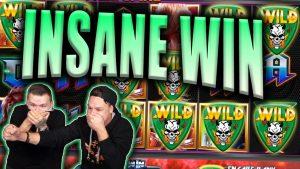 INSANE WIN on SPINAL TAP Slot – Casino Stream Big Wins