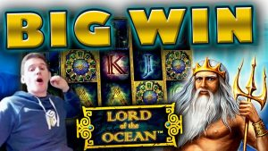 BIG WIN on Lord of the Ocean Slot – £20 Bet!
