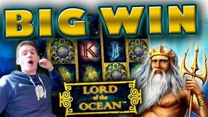 GRANDE VITÓRIA na slot Lord of the Ocean - Aposta de £ 20!