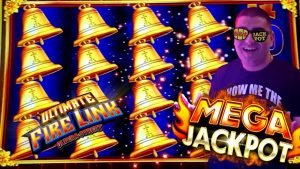 High Limit Ultimate Fire Link Slot Machine MASSIVE HANDPAY JACKPOT  | Season 8 | Episode #31