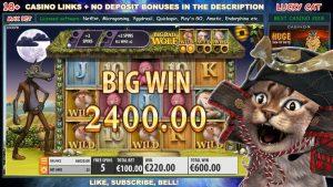 Big Bad Wolf (Quickspin) Slot – NICE BONUS BIG WIN ONLINE CASINO – MAX BET 100€