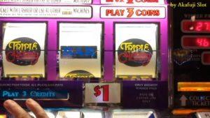 Big Win Triple Cherry  $1 Slot -3 Reels @ Pechanga Resort & Casino [赤富士] [アカフジ] [女子スロット] [カジノ] IGT