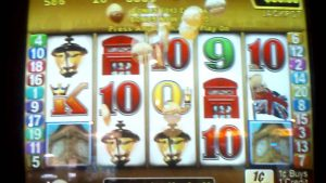 BIG BEN BIG WIN Casino Pauma  Ca.