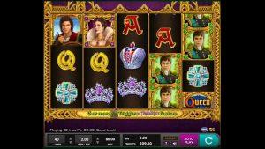 Slot Queen Isabella - Bonusová hra s kasínom Big Win