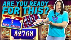 👀 OMG FINALLY 🤯 SLOT QUEEN GOES FOR IT & IT WORKS 😍 BIG WIN EXPLOSION !
