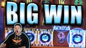 BIG WIN on RIDERS OF THE STORM Slot – Casino Stream Big Wins