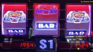 Godt nytt år💝Gig Win😍 Smokin Sevens😍 San Manuel Casino, 赤 富士 ス ロ ッ ト, カ リ フ ォ ル ニ ア カ ジ ノ