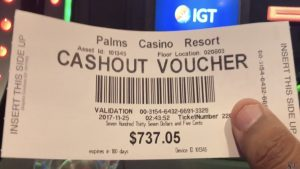 ** SUPER BIG WIN AT PALMS CASINO LAS VEGAS ON NEW SLOT ** SLOT LOVER **