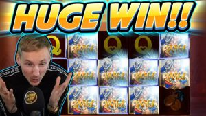 HUGE WIN! Books and Bulls BIG WIN – Slot from Gamomat – Casino Game from Casinodaddy