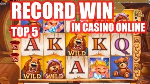 RECORD WIN!!! Big win at casino online stream from week. Streamers Biggest Wins. Win on casino games