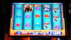 Big win  in winstar casino