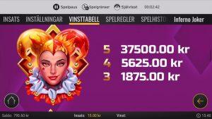 💰🍀✅inferno Joker Mega Big Win