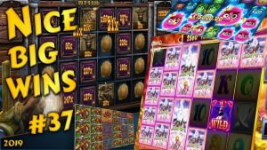 Nice big wins # 37 / 2019   casino streamers, online slots.