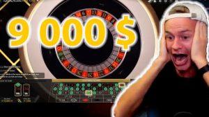 RULETA GRANDE GANAR - DASKELELELE 9000 $ GANAN LOCO