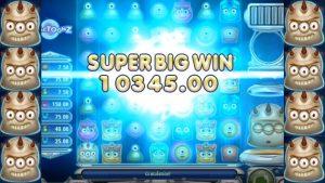 Reactoonz Slot Big Win! Jackpot – Gargantoon erscheint – 50€ Einsatz – riesen Gewinn!