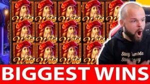 BIGGEST CASINO WINS #7 classybeef HIGH DANGER VOLTAGE HUGE WIN