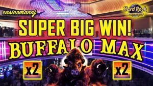 💥 NEW SLOT💥 - SUPER BIG WIN! - 80 PULSUZ İSTİFADƏ !!!! - BUFFALO MAX SLOT Maşın. 🐂 -
