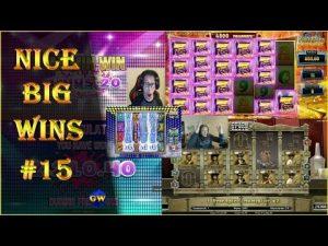 不错的大胜利#15   赌场彩带,在线老虎机。