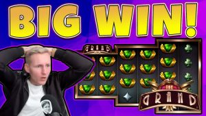 BIG WIN!!! The Grand BIG WIN – Online Slot from CasinoDaddy
