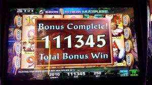 Robin Hood Slot Machine Big Win – Palms Casino