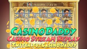Casino slots from Live stream from 9th july with big win (casino games and Online slot)