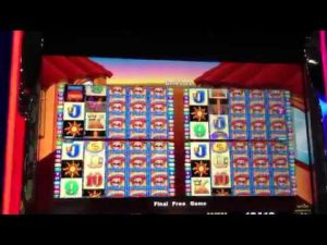 HUGE WIN More Chili Slot Machine Bonus Round Casino Game Free Spins