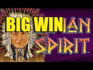 Online casino BIG WIN 2 euro bet – Indian Spirit HUGE WIN