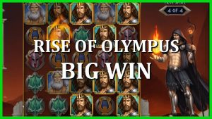 BIG WIN ON RISE OF OLYMPUS – HADES – PLAY'N GO