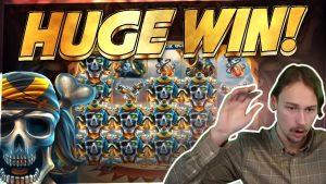 Pirates Plenty Big win – HUGE WIN on Casino slot from Casinodaddy LIVE Stream