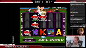 Barkin Mad (Barcrest) – Big win – Casino Streamer
