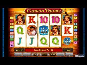 Captain Venture Big Win | Novomatic | Casumo Casino