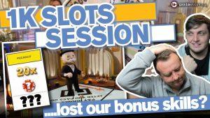Slots trực tuyến - Độc quyền trực tiếp, Bơm tiền mặt, Montezuma, và nhiều hơn nữa!