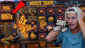 Streamer Record win 24.000€ & Huge win on Money Train slot – TOP 5 Mega wins of the week