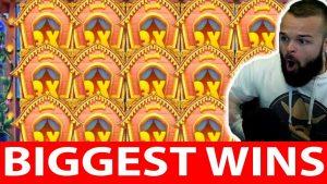 Streamers Biggest Casino Wins #18 classybeef MEGA WIN the dog house & reactoonz