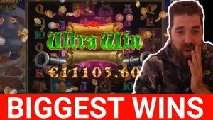 CASINO HUGE WIN #4 SPINTWIX & SLOSPINNER DESTROY SLOT MACHINE