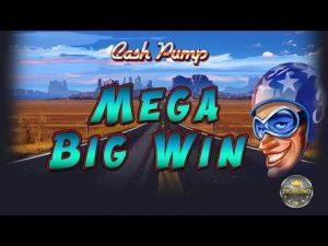 MEGA BIG WIN BEI CASH PUMP (PLAY'N GO) – 5€ EINSATZ!