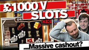 Online Slots – Big wins and bonus rounds £1000 VS Slots!!
