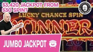 💥 $ 3,420 JACKPOT vu $ 30 Spin 🐉 Dragon Link Slots fir de BIG WIN!