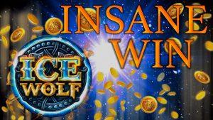 🐺Crazy Ice Wolf 1400x Win🐺 [Slots Big Win]