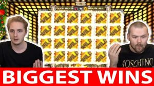 Biggest Streamers Wins #9 DANGER HIGH VOLTAGE HUGE WIN
